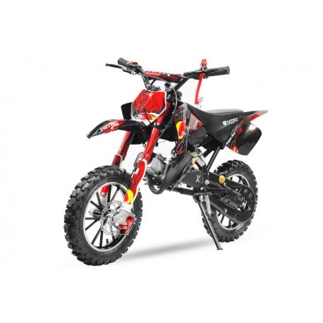 "Dirt bike enfant Coyote 49cc 10"""