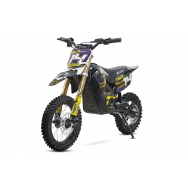 "Dirt bike ado Tiger 1100W 12""-10"" Lithium"
