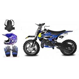 Dirt Bike Bull + Pack Protections