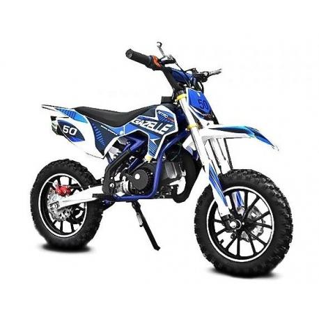 """Gazelle 49cc 10"""" dirt bike enfant 8 à 12 ans"""