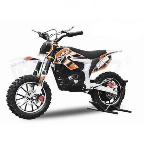 Dirt Bike Cheetah électrique 500W lithium