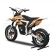 Dirt Bike Cheetah électrique 500W lithium