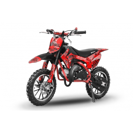 "Serval Prime 49cc 10"" dirt bike cross 49cm3"