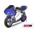 Pocket Bike PS77 électrique 800W