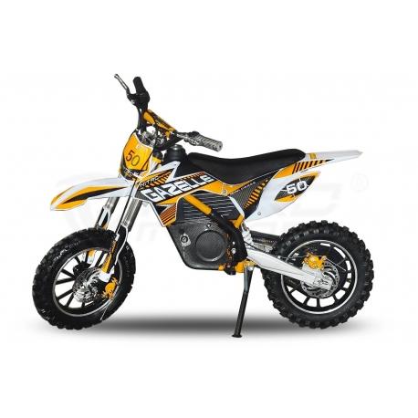Dirt Bike Gazelle électrique 500W Plomb