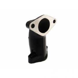 Pipe d'admission droite - noir - 26mm