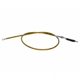 Câble d'embrayage en prise - 1020mm - Or