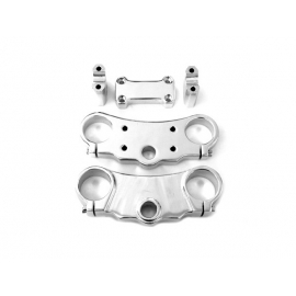 Tés + Pontets - 48/51mm - Silver