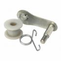 Kit roulette de chaîne téflon - 24mm